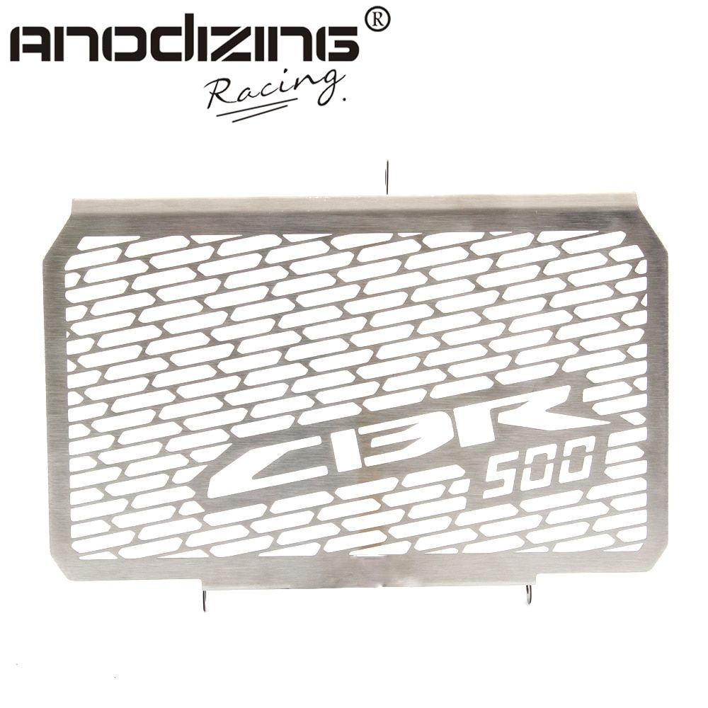 Radiator Grille Grill Cover Protector Guard For HONDA CBR500 2013-2014