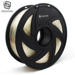 CREOZONE Top Qualité Marque 3D Imprimante Filament 1.75 1 KG PLA ABS bois TPU PetG PP PC En Métal En Plastique Filament Matériaux pour RepRap