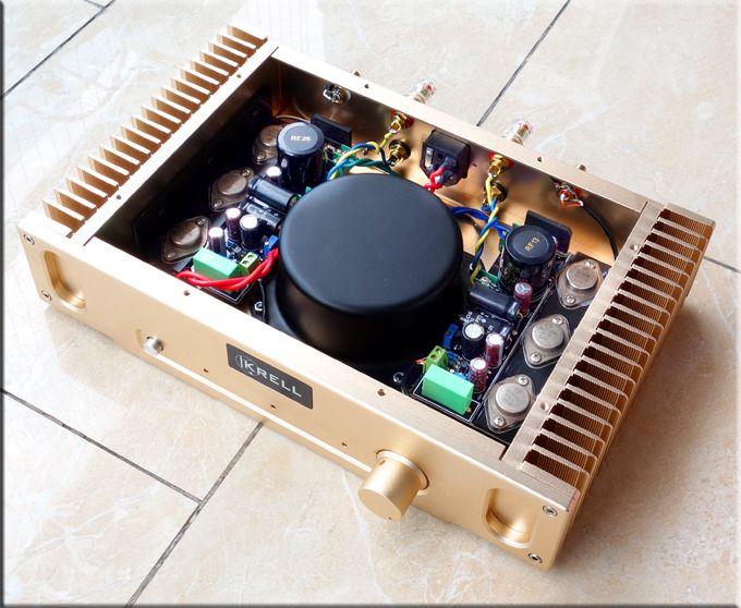 2017 brise Audio Voice könig Haube 1969 glod versiegelt die meisten perfekte version der HD1969 klasse A endstufe 10 Watt + 10 Watt