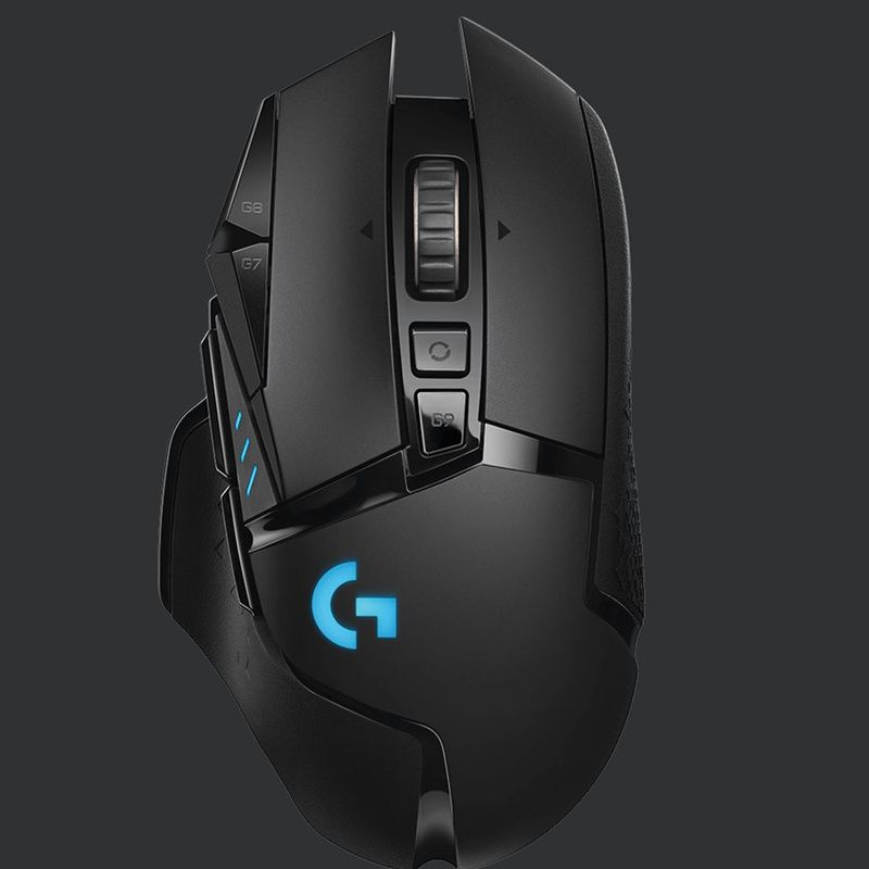 Logitech G502 HERO LIGHTSPEED Wireless Gaming Maus