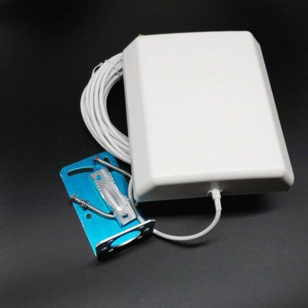 High gain drahtlose wifi outdoor-14dbi antenne 2,4 ghz 14dbi panel patch antenne mit 10 kabel