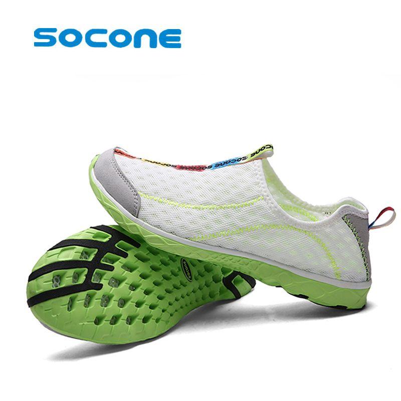Nouvelles baskets hommes et femmes chaussures de sport nautique à séchage rapide baskets légères respirantes chaussures de surf chaussures d'activités de plage