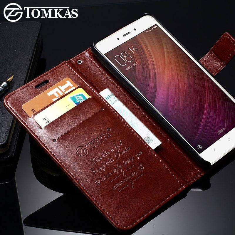 Etui pour Xiaomi Redmi Note 4 4X portefeuille Flip Style Broncos PU housse en cuir avec porte-cartes pour Xiaomi Note 4X Coque de sac de téléphone