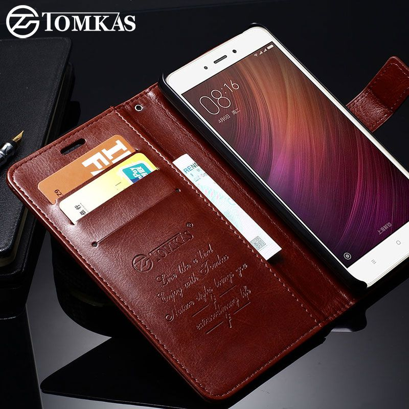 Fall Für Xiaomi Redmi Hinweis 4 Brieftasche Flip Stil Broncos PU leder Abdeckung Mit Kartenhalter Für Xioami Hinweis4 4G Handytasche Coque