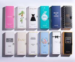 12 sortes de parfum 12 ML Femmes Parfum Femme Parfum Atomiseur De Parfum Bouteille En Verre De Mode Dame Fleur Parfum Parfum Marque
