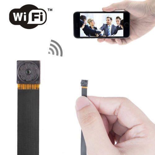Mini 1080P DIY Module Security Camera WiFi Remote Monitor Nanny Cam