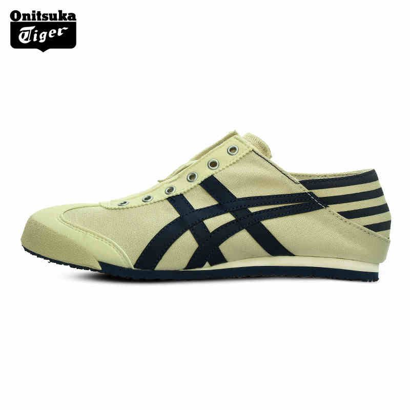 Top Quality Onitsuka Tiger MEXICO 66 Unisex Shoes Breathable Men Outdoor Shoes Lightweight Women Sneakers TH342N Free Shipping