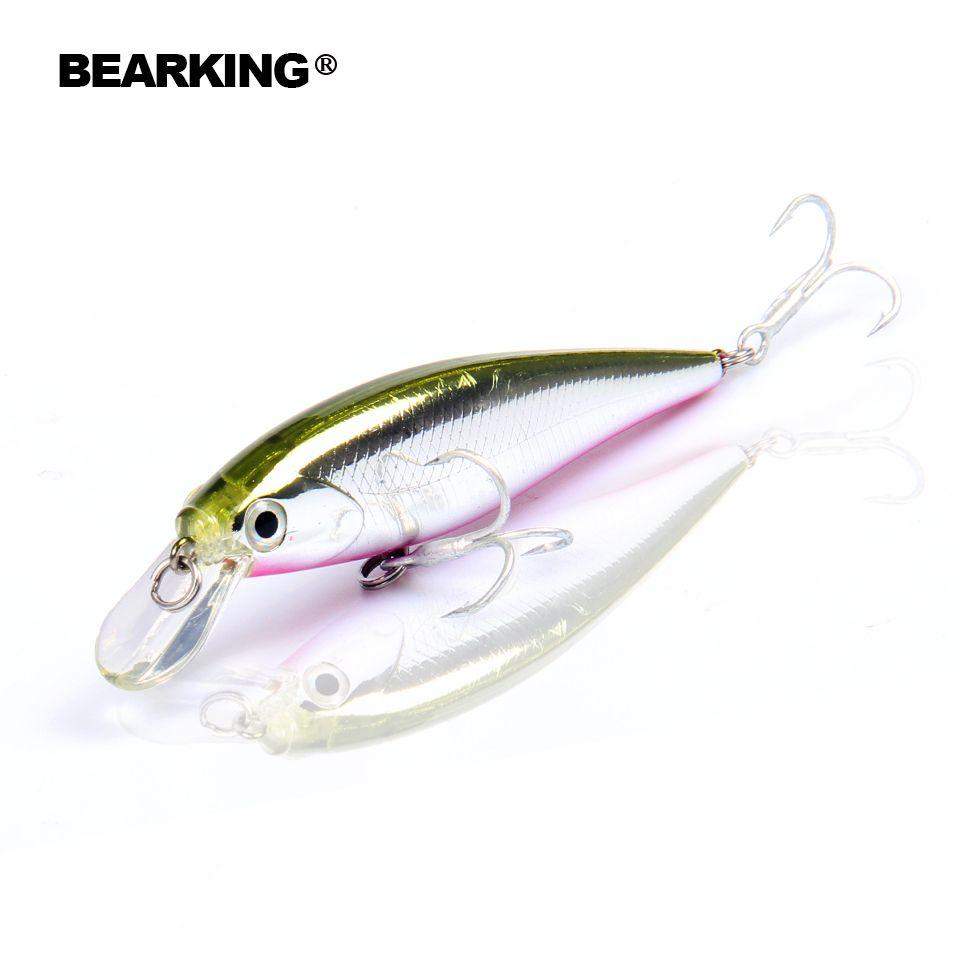 BearKing Einzelhandel Hot angelgerät A + angeln lockt, elritze köder aussetzung minnow, 65mm/5g, dive 0,8-1,2 m und 5 farben für wählen
