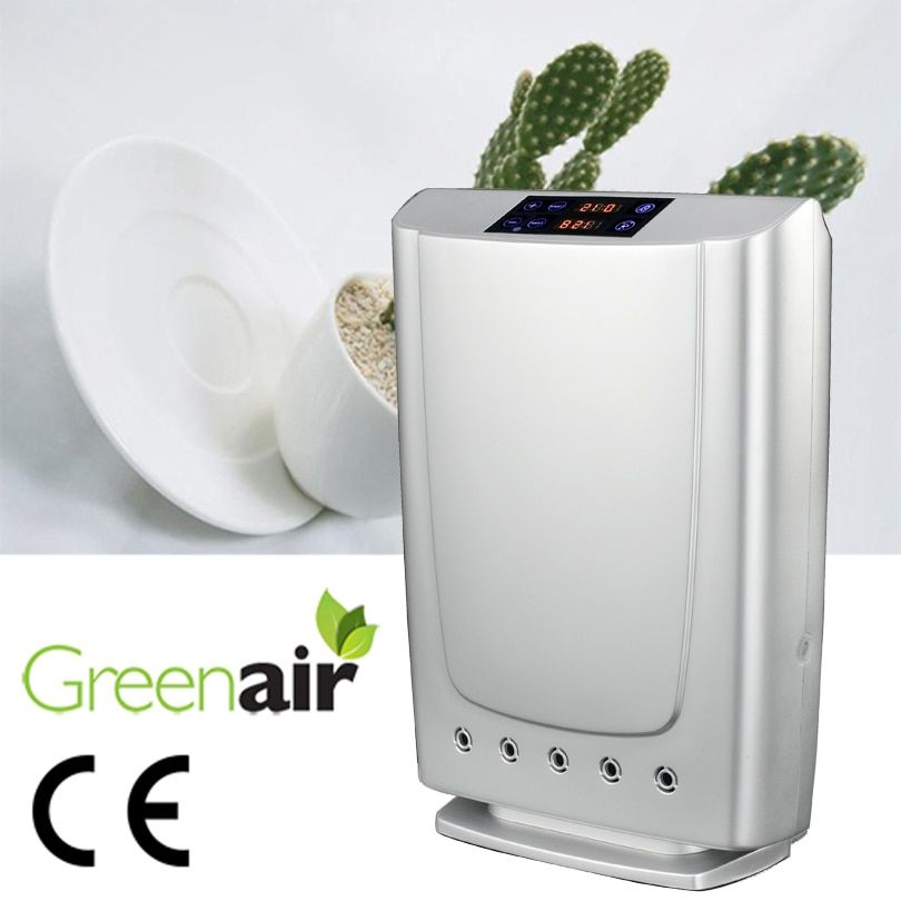 Coronflow Plasma and Ozone Air Purifier for Home/Office Air Purification and Water Sterilization