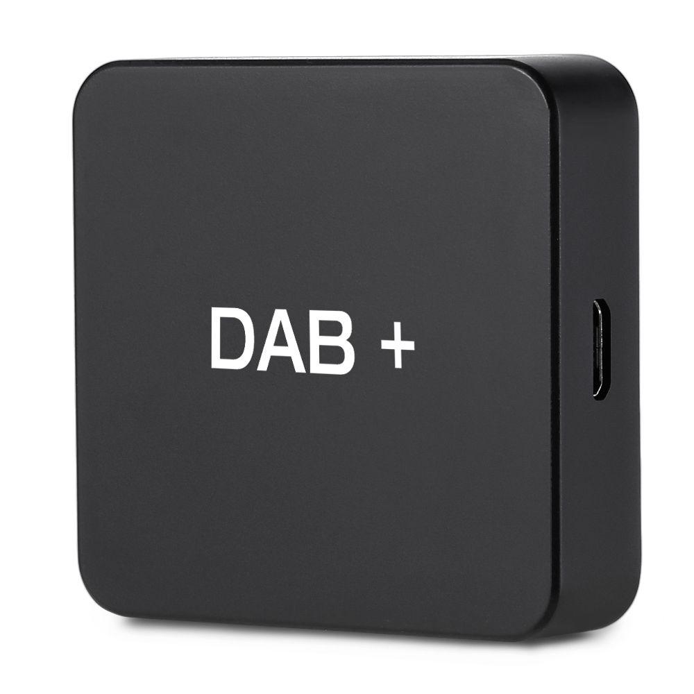 Tuner Radio Antenna Window Mount DAB Aerial CD-Sound Quality Mini Design 3M Antenna Accurate Search