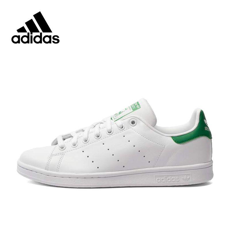 Adidas Originals Men's Stan Smith Skateboarding Shoes,Authentic New Arrival Sneakers Classique Shoes Platform Breathable