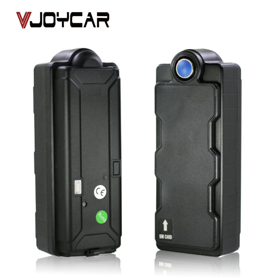VJOYCAR TK10GSE Portable 4G 3G GPS Tracker 10000mAh Long Lasting Battery Life Waterproof Magnet FREE Tracking Locating Software