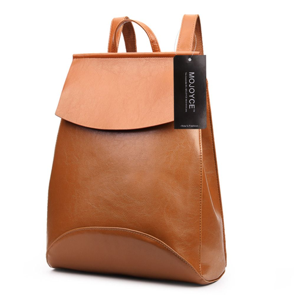 Vintage bolsos Korean Style women Leather Backpack Female Bag backpack waterproof schoolbags for women bolsos mochila <font><b>mujer</b></font>