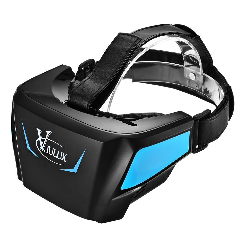 Original VIULUX V1 VR Virtual Reality 3D PC Glasses VR Heads VR Helmet Game Movie PC connected Virtual Reality Headset