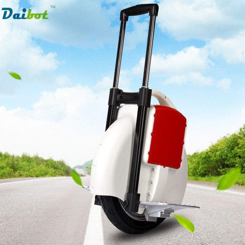 Bluetooth Monowheel One Wheel Hoverboard Electric unicycle Monocycle Self balance Scooter Overboard with Training Wheel Push Rod