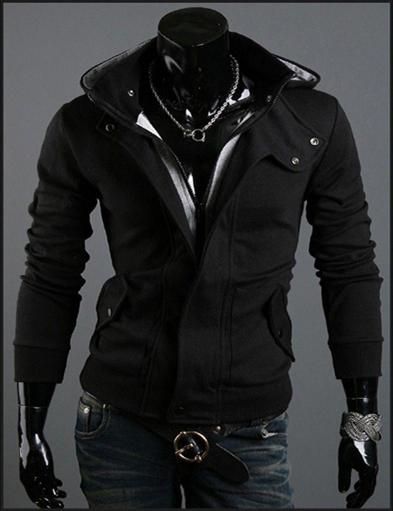 Мода 2017 г. Для Мужчин's Флисовые толстовки Для мужчин куртка спортивные костюмы пуловер Для мужчин S Толстовки и кофты Assassins Creed, A121