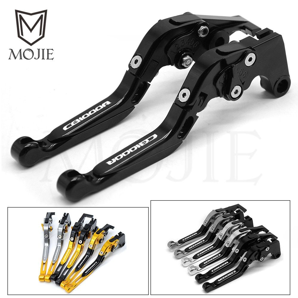 Adjustable Folding Motorcycle Brake Clutch Levers For Honda CB 1000R 1000 R CB1000R 2008 2009 2010 2011 2012 2013 2014 2015 2016