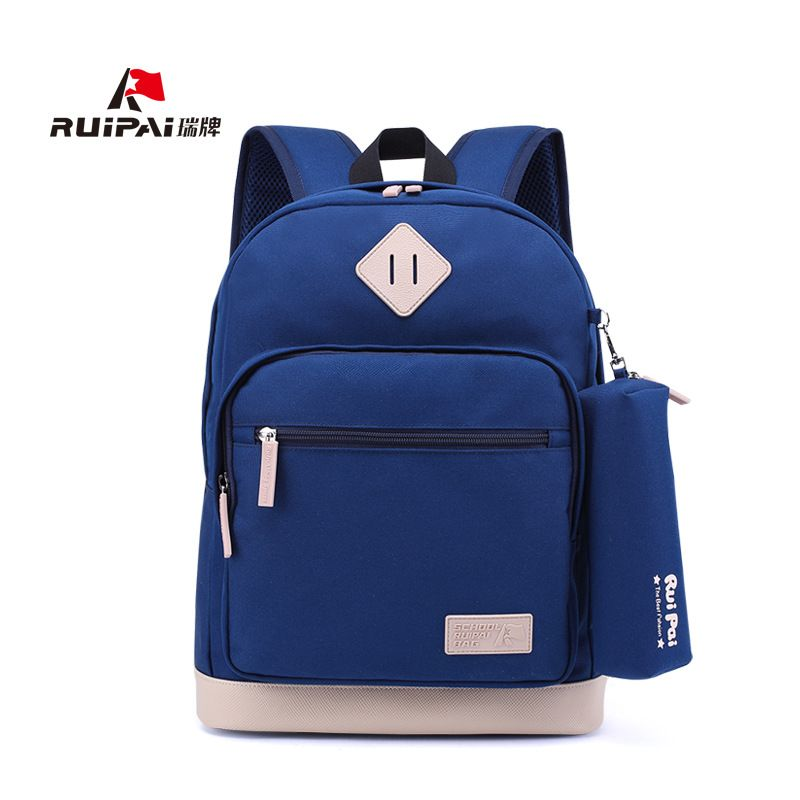 RUIPAI Backpack Schoolbag Children School Backpack Boys and Girls School Bags For Primary Students Polyester Bags
