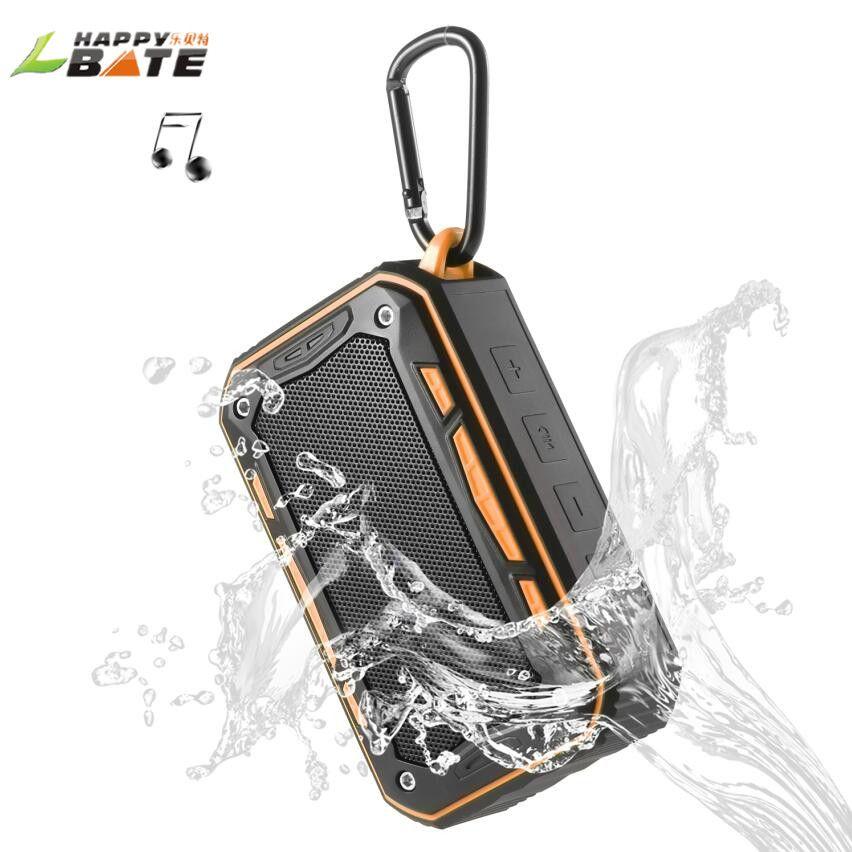 S618 Wireless Bluetooth Speaker Portable Outdoor Speaker, Waterproof, Dustproof for Indoor and Outdoor Activities ,with FM Radio