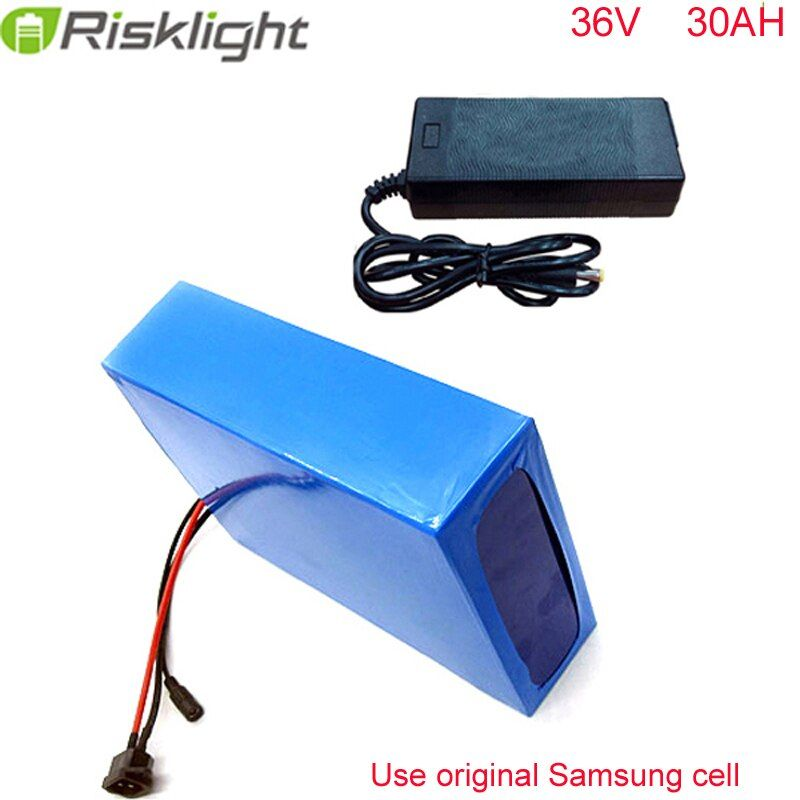 36 Volt Elektrische Dreirad Fahrrad Batterie 1000W 18650 Li-Ion Batterie 36 V 30Ah motorräder, elektrische roller Für Samsung zelle