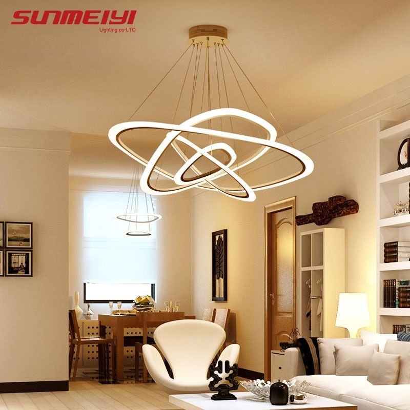LED Pendant Lights Hanging Lamp lamparas de techo colgante moderna For Loft Lamp Fixture lustre pendente Dining room Lights