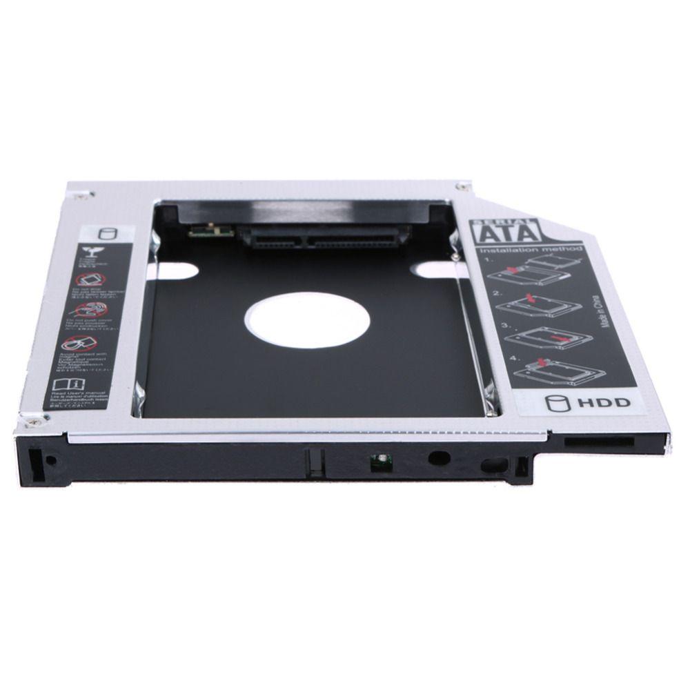 Neue Universal Metall SATA IDE 2,5 Zoll SSD HDD Zu 3,5 Zoll HDD SSD Fall Caddy Adapter Halter Für Desktop-PC