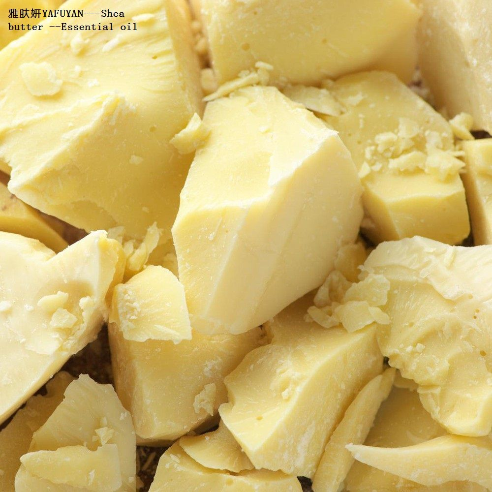 YAFUYAN 250g Ätherisches Öl ORGANISCHEN REINE Shea Butter Nicht Raffinierten Frische Import Aus Afrika Großhandel Freies Verschiffen