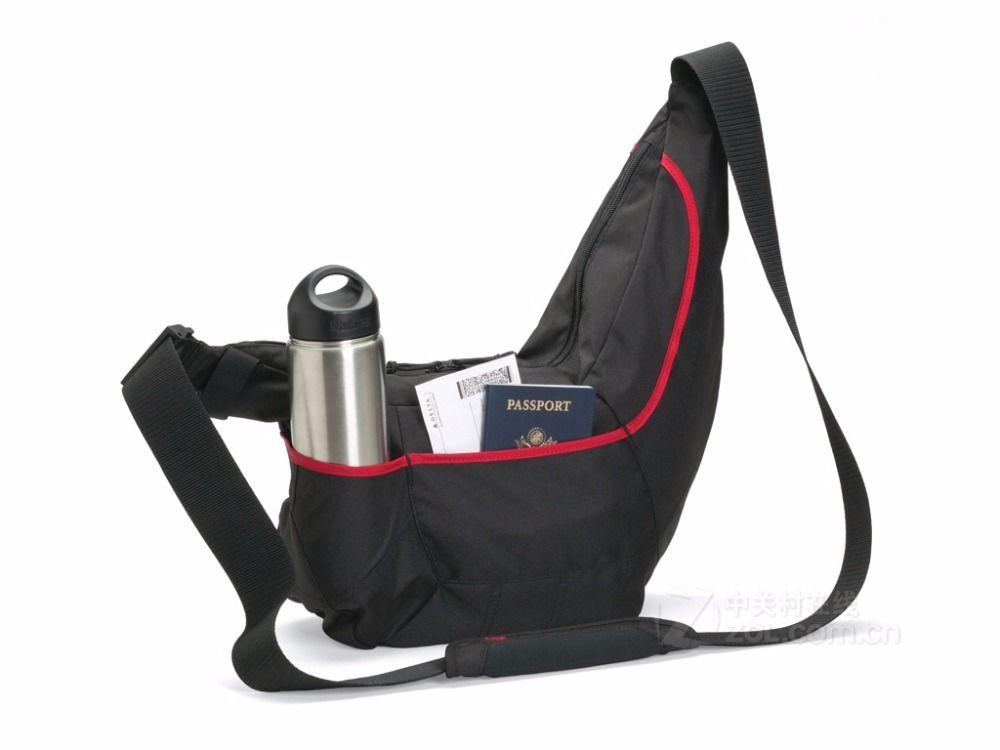 new Lowepro Passport Sling II DSLR Camera Bag Travel Inclined Shoulder Casual Bag wholesale