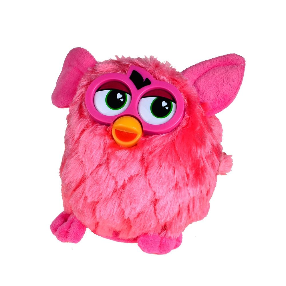 Talking Plush Phoebe Owl- Electronic & Interactive Recording Repeating Robotic  Pets- Gift Toys for Children-17 CM