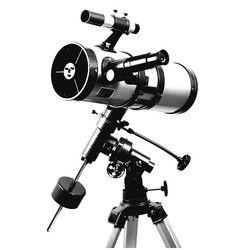 Visionking 1000 114 Mm Equatorial Mount Ruang Astronomi Teleskop Daya Tinggi Bintang/Bulan/Saturnus/Jupiter Astronomi Teleskop