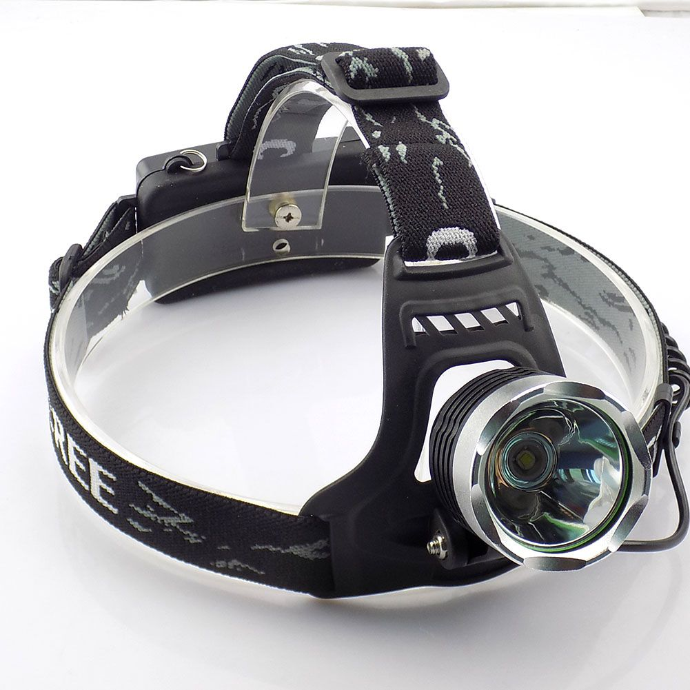 Powerful XM-L T6 Headlamp LED Headlight T6 LED Head lamp AAA or 18650 battery 2000lm Flashlight Head Torch light for camping
