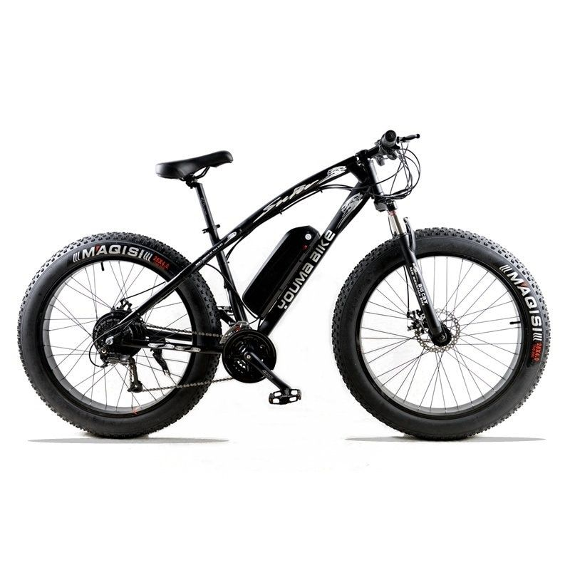 Electric bicycle 48 V 500 W 10 AN 27 speed 26