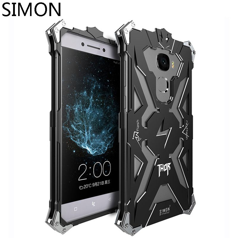 For LeTV LeEco Le Pro 3 Case 5.5 Metal Body Case SIMON THOR Quality Aviation Aluminum Back Cover Le3 Pro Le Pro3 X720 Phone Case