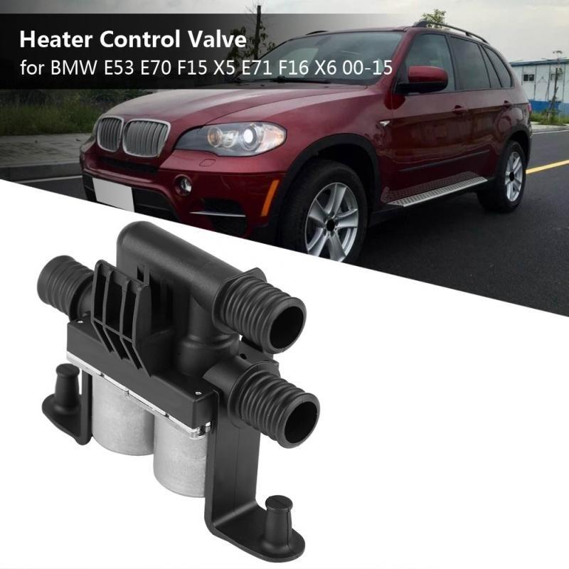 Iron Heater Control Valve fit for BMW E53 E70 F15 X5 E71 F16 X6 00-15 64116910544 Car Accessories New