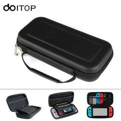 DOITOP Storage Bag Case For Nintend Switch EVA Protective Hard Shell Travel Handbag Holder Pouch For Nintend Switch Console #3