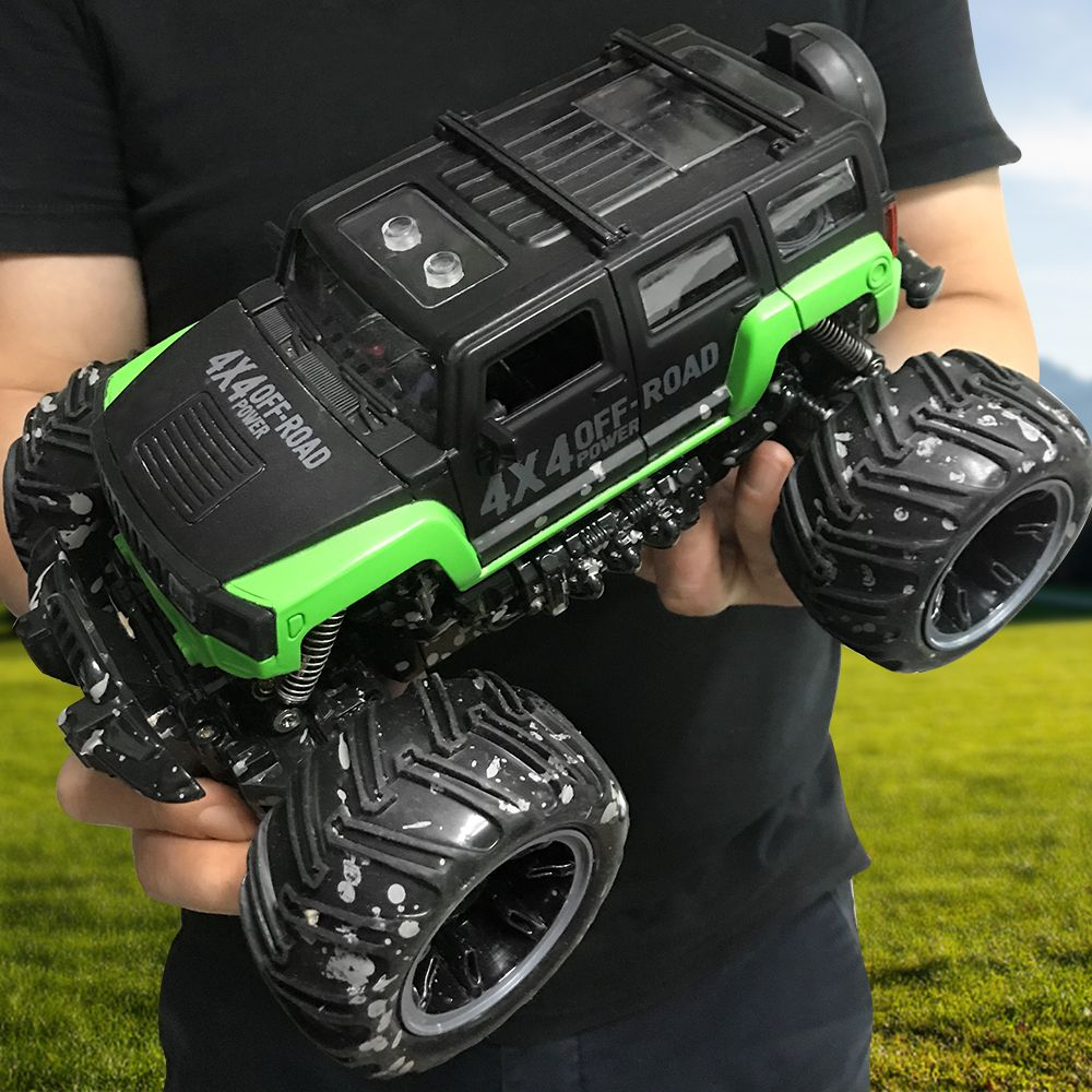 GizmoVine RC Car 2.4G 1:16 Scale Rock Crawler Car Supersonic Monster Truck Off-Road Vehicle Buggy Electronic Toy rc car