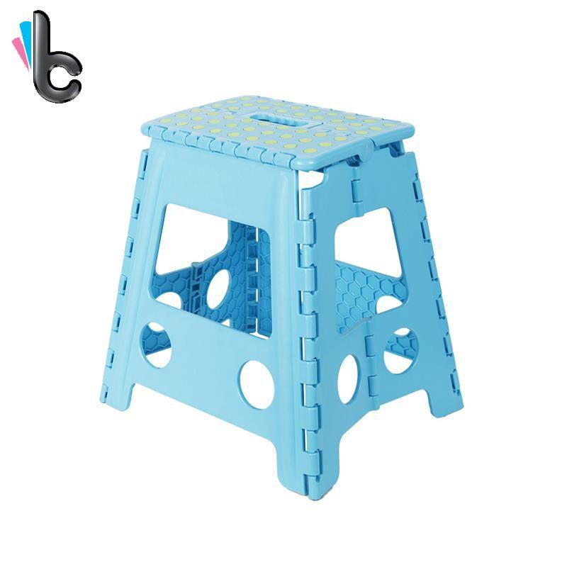 Klapptrittleiter Super Starke 15 Zoll Tragbare Tragegriff Stuhl für Erwachsene und Kinder