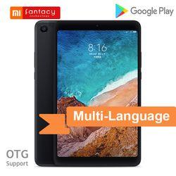 Multi-Language Xiaomi Mi Pad 4 4GB 64GB LTE MiPad 4 Snapdragon 660 Octa Core 8'' HD Screen Android 8.1 Mi Pad 4 Tablet