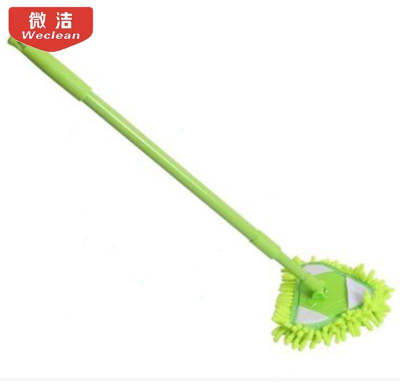 Мини mop Цвет случайным мини плоские ленивый шваброй стены щетка для очистки бытовых синель mop Стиральная Швабра пыли щетка и Малый