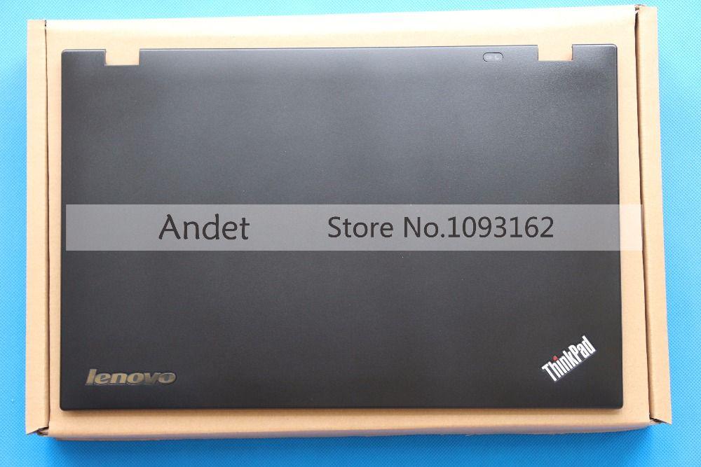 Новый Восстановленное ThinkPad l530 ЖК-задняя крышка Топ задняя крышка корпуса В виде ракушки для Lenovo ноутбук 15 Вт 04w6968