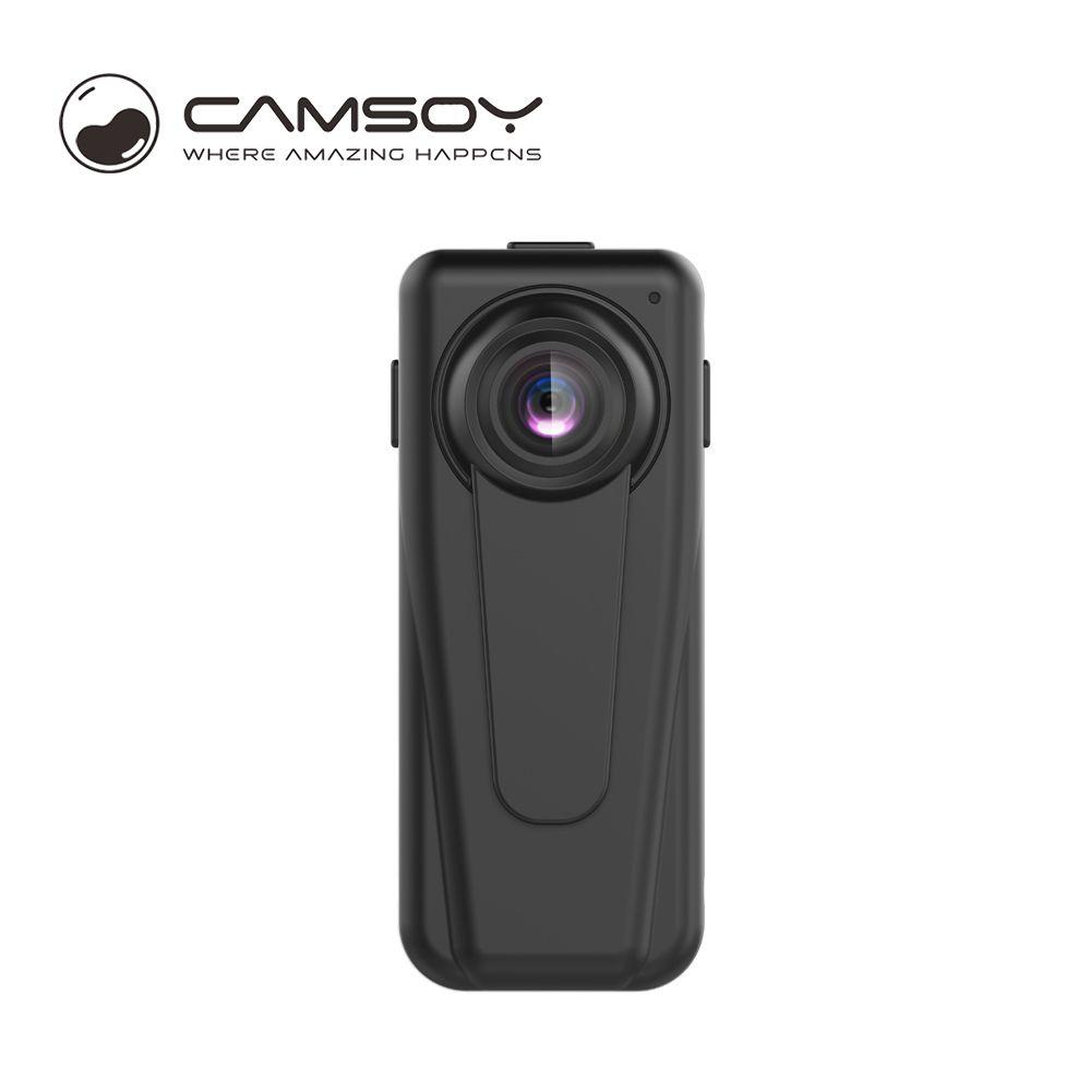 Camsoy T10 Mini Caméra 1080 p Full HD Caméra USB Micro Caméra DV Voix Portable Caméra Batterie De Voiture Mini Vidéo enregistreur