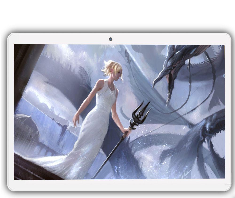 Promotion des ventes 10.1 pouce T805C Octa Core Ram 4 GB Rom 32 GB Tablet Android 7.0 Téléphone 4G Appel Tablet Pc tablette bluetooth GPS
