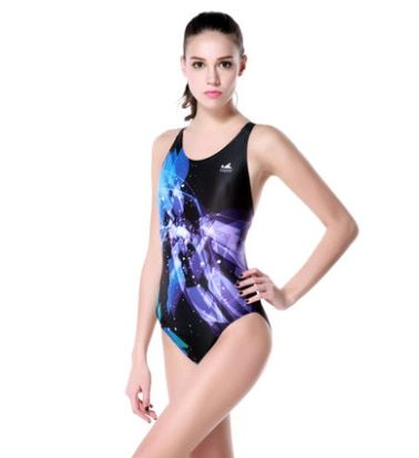 2018 New Arrival Women One-piece Sport Swimming Suits Professional Training Swimsuit Arena Competitive Triatlon Sexy Swimwear