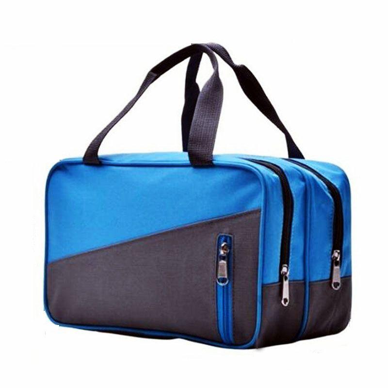 Sport en nylon imperméable à l'eau sacs de natation en plein air plage voyage bikini stockage sac à main grande capacité sèche humide séparation sacs de sport
