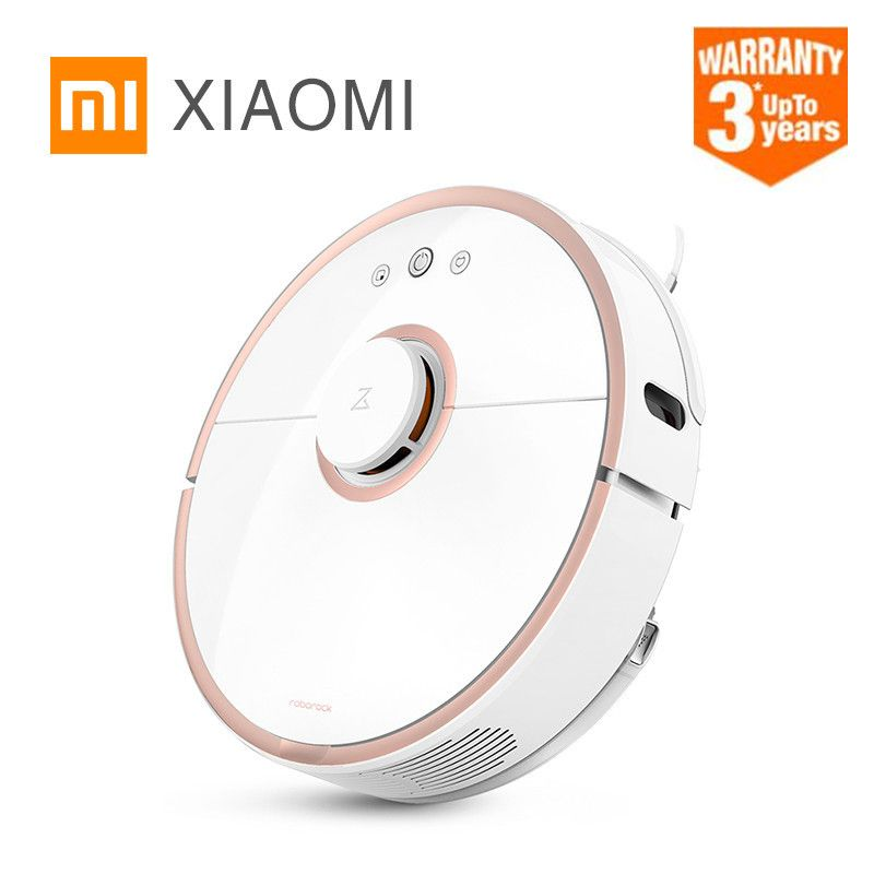 2018 Roborock S50 S51 Xiaomi MI Robot Vacuum Cleaner 2 for Home Automatic Sweeping Dust Sterilize Smart Planned Washing Mopping