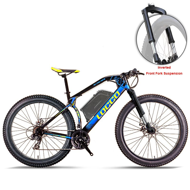 26 zoll Ritter elektrische berg fahrrad 48 V lithium-batterie 1500 w high speed motor fett reifen elektrische fahrrad fett ebike max 70 km/h