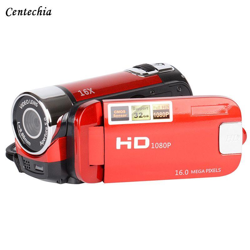 Newest 2.7 inch 1080P HD Digital Camera Video Camcorder Camera DV DVR TFT LCD 16X Digital Zoom 16MP CMOS Digital Video