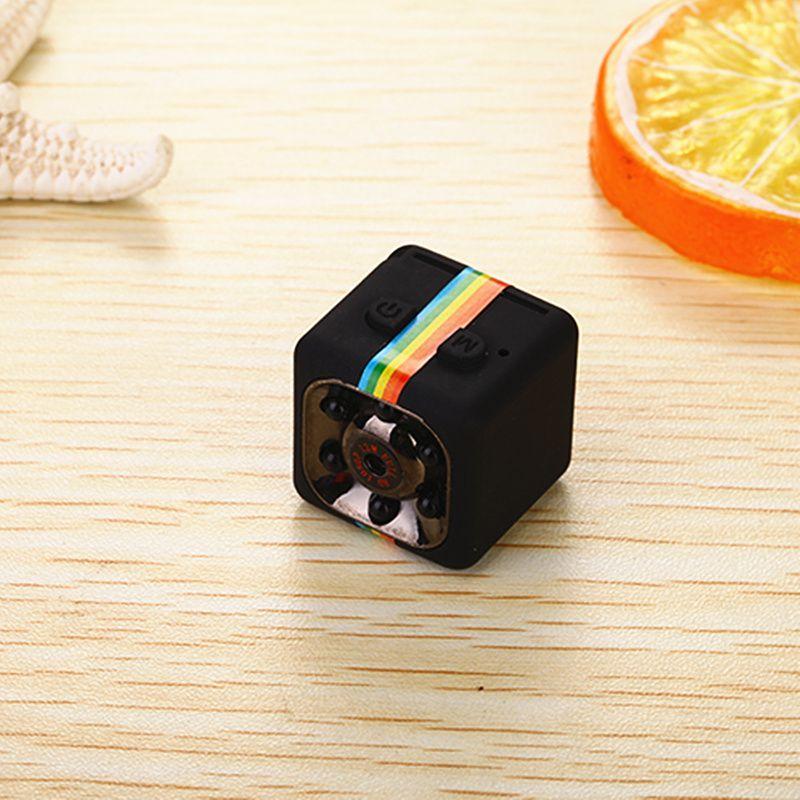 2018 nuevo HD 1080 p hogar del coche CMOS Sensor de visión nocturna videocámara cámaras micro Cámara DVR movimiento videocámara DV cámara
