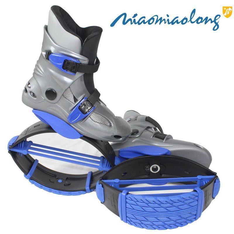 Erwachsene Kinder Kängurusprung Schuhe Rebound Schuhe Empfehlen Gewicht 20-110 kg (44lb-243lb) Bounce schuhe