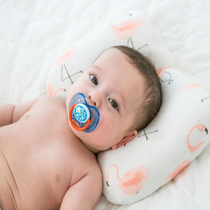 Baby Nursing Pillow Newborn Flat Head Feeding Infantil Kids Protection Cushion Room Decor Accessories Protector Support For Bed